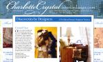 Charlotte Crystal Interior Design Logo